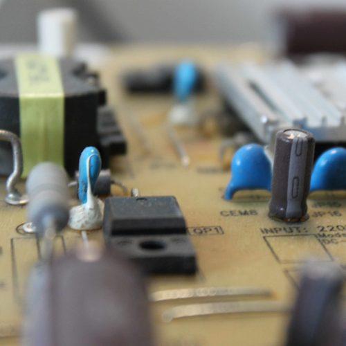 elektronika przemysłowa